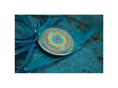 Mandala na krk - Láska