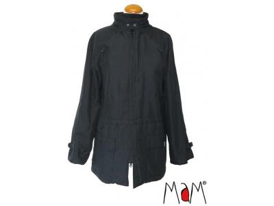 MaM Coat zimní bunda - černá