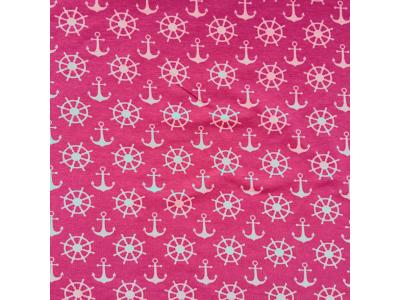 Úplet námořnický růžový