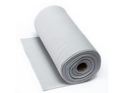 Náplet z bavlny, tunel - světlá šedá