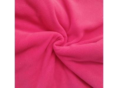 Fleece Polar antipilling, 230g/m - sytě růžový