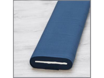 Úplet letní teplákovina - jeans blue