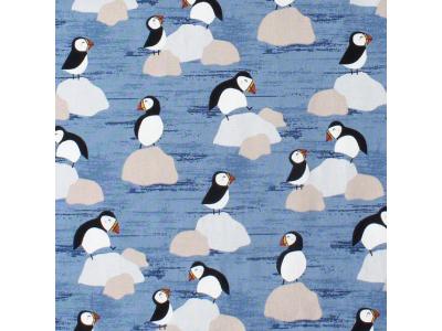 Úplet tučňáci na ledu