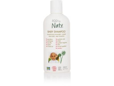 Naty Dětský ECO Šampon - 200 ml