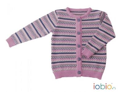 IoBio Dětský svetr z MERINO vlny - Mika