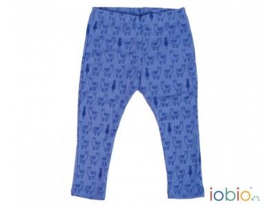 IoBio Kalhoty - legíny, 100% merino vlna - Lama Jeans