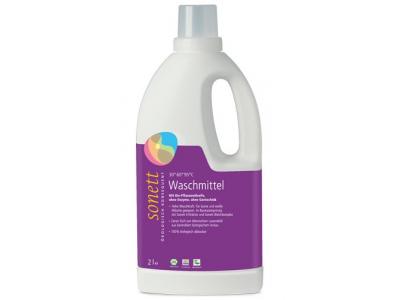 Sonett Prací gel na bílé a barevné prádlo 2l