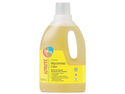 Sonett Prací gel na barevné prádlo Color 1,5l