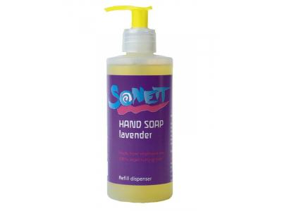 Sonett Tekuté mýdlo na ruce Levadule - 300 ml