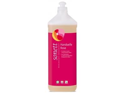 Sonett Tekuté mýdlo na ruce Růže - 1 L