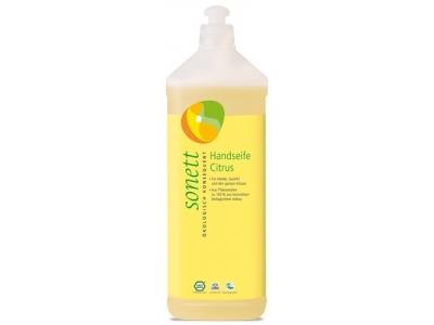 Sonett Tekuté mýdlo na ruce Citrus - 1l