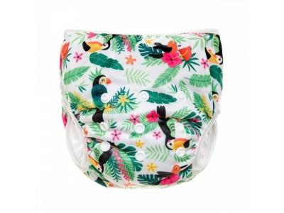 T-Tomi Plenkové plavky - Parrots