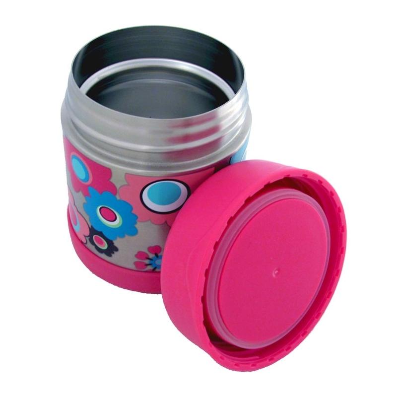Thermos Termoska na jídlo 290 ml - růžová - Eco Capart b9e7558aabb