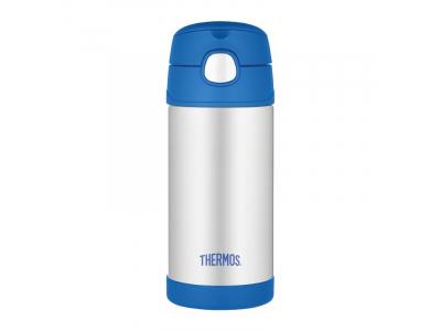 Thermos FUNtainer dětská termoska 355 ml - modrá