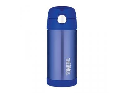 Thermos FUNtainer dětská termoska 355 ml - celá modrá
