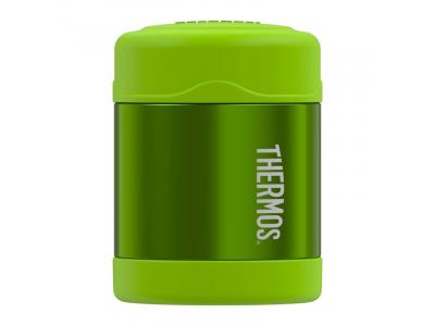 Thermos dětská termoska na jídlo 290 ml - limetková