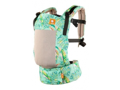 Tula TODDLER Coast Ergonomické nosítko - Electric Leaves