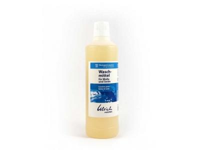 Ulrich Prací gel na vlnu, hedvábí a kůži (s lanolinem), 500 ml